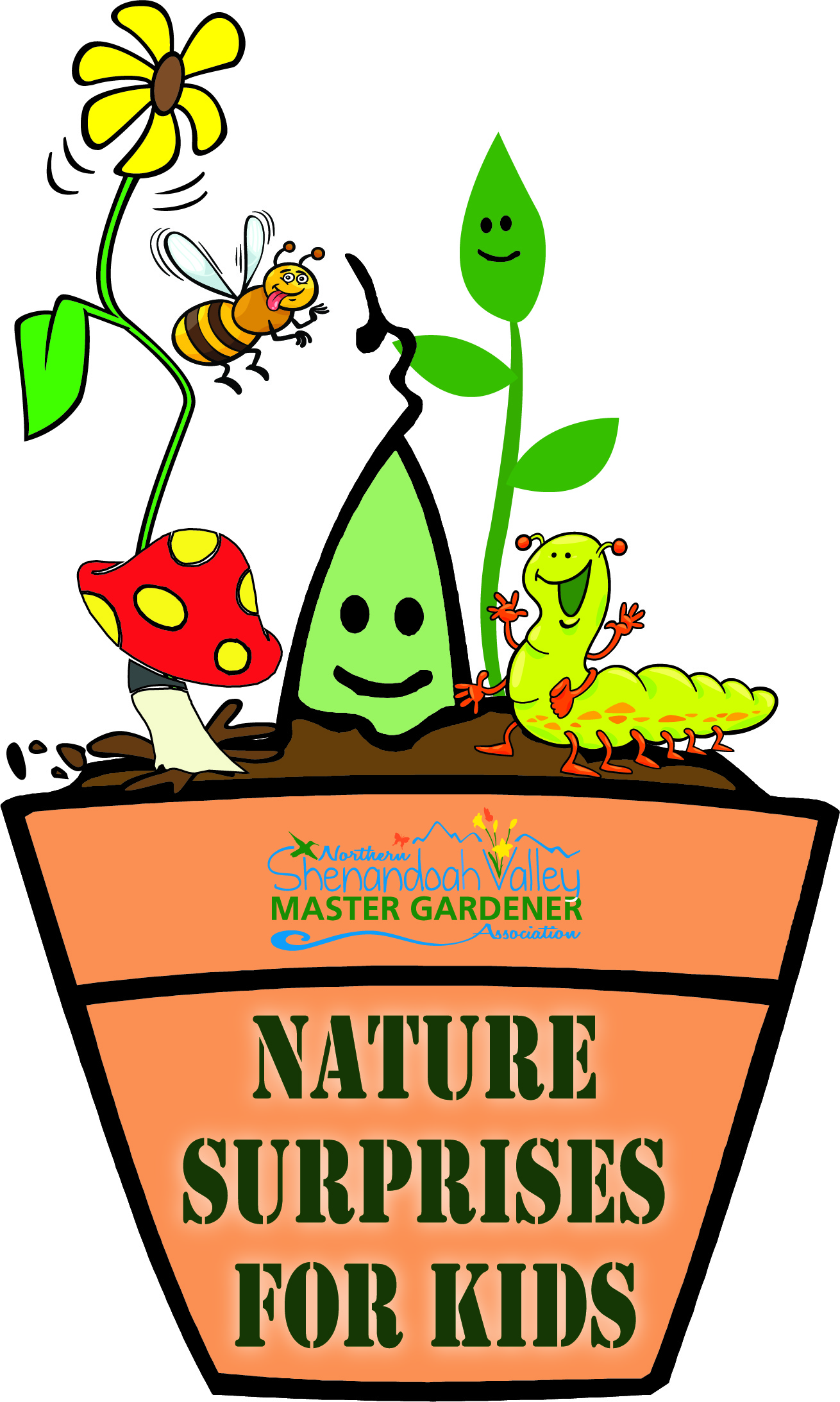 Nature Surprises Logo