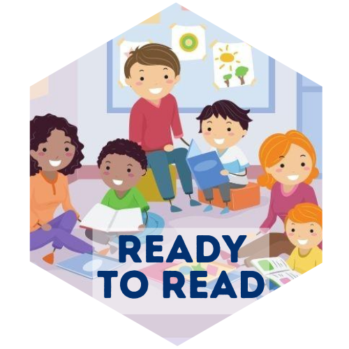 Ready to Read Badge