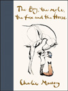 The Boy, the Mole, the Fox, and the Horse Cover