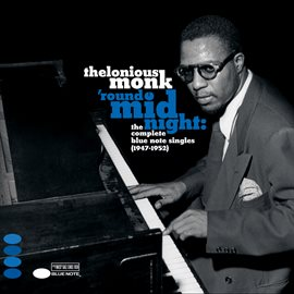 Thelonious Monk cd Cover