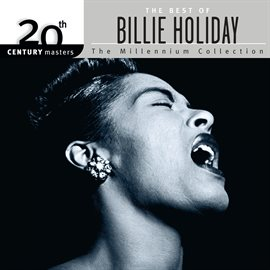 Billie Holiday Cd cover