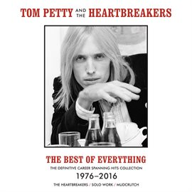 tom petty cd cover