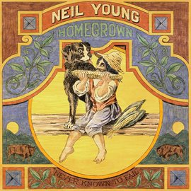 neil young cd cover