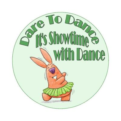 Dare to Dance Badge