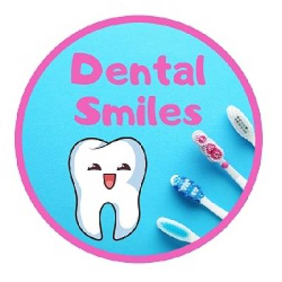 Dental Smiles Badge