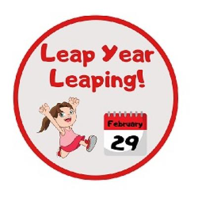Leap Year Storytime Badge