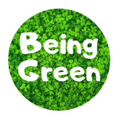 Being Green Badge