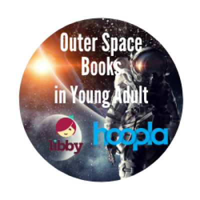 Outer Space Books in Young Adult