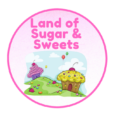 Land of Sugar and Sweets Pre-Reader Badge
