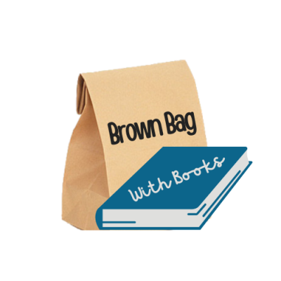 Brown Bag with Books