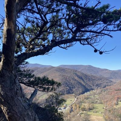 Seneca Rocks Summit