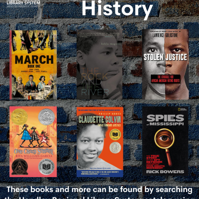 YA Civil Rights Book Covers