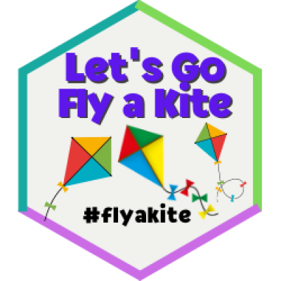 Fly a Kite Badge