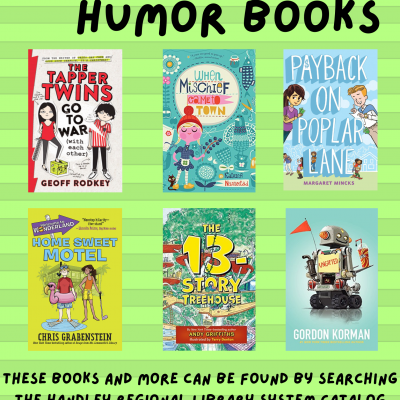 Middle Grade Humor Book Covers