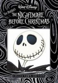 cover image for nightmare before christmas