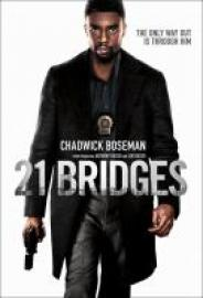 cover image for 21 Bridges