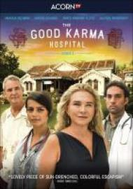 cover image for good karma hospital series 3