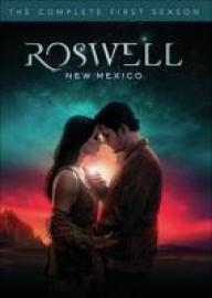 cover image for roswell new mexico season one