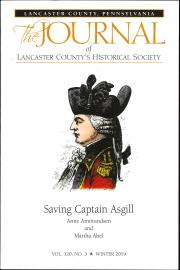 Saving Captain Asgill cover image