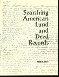 Searching American Land and Deed Records cover image