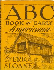 ABC Book of Early Americana cover image