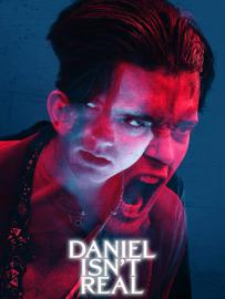 cover image for Daniel Isn't Real
