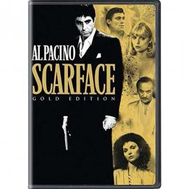 cover image for Scarface Gold Edition