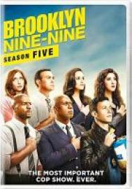 cover image for brooklyn nine-nine season 5