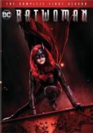 cover image for batwoman season 1