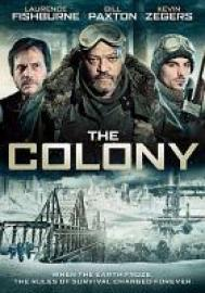 cover image for the colony