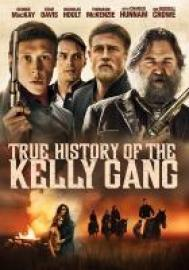 cover image for true history of the kelly gang