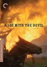 cover image for ride with the devil