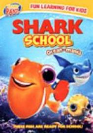 cover image for Shark School