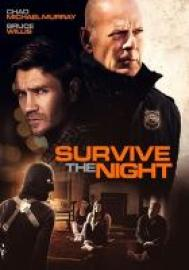cover image for Survive the Night