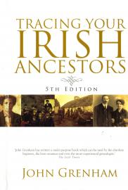 Tracing your Irish Ancestors cover