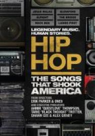 cover for hp hop: the songs that shook america
