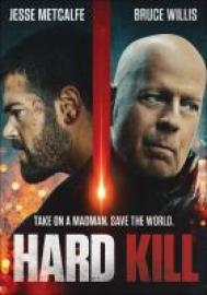cover image for hard kill