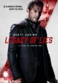 cover image for legacy of lies