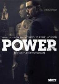 cover image for power the complete first season