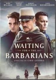 cover image for waiting for the barbarians