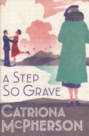 Cover image for A Step So Grave