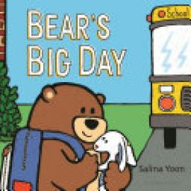 Cover image for Bear's Big Day