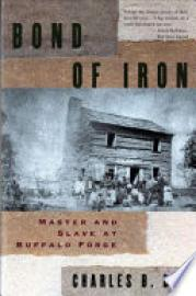 Cover image for Bond of Iron