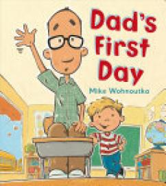 Cover image for Dad's First Day