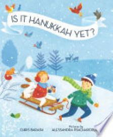 Cover image for Is It Hanukkah Yet?