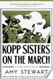 Cover image for Kopp Sisters on the March