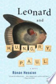 Cover image for Leonard and Hungry Paul