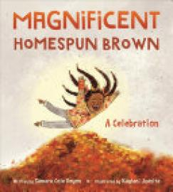 Cover image for Magnificent Homespun Brown