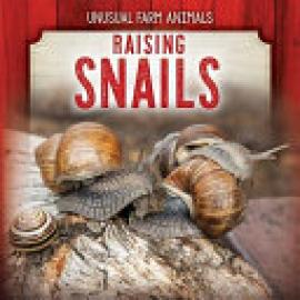Cover image for Raising Snails