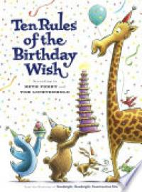 Cover image for Ten Rules of the Birthday Wish